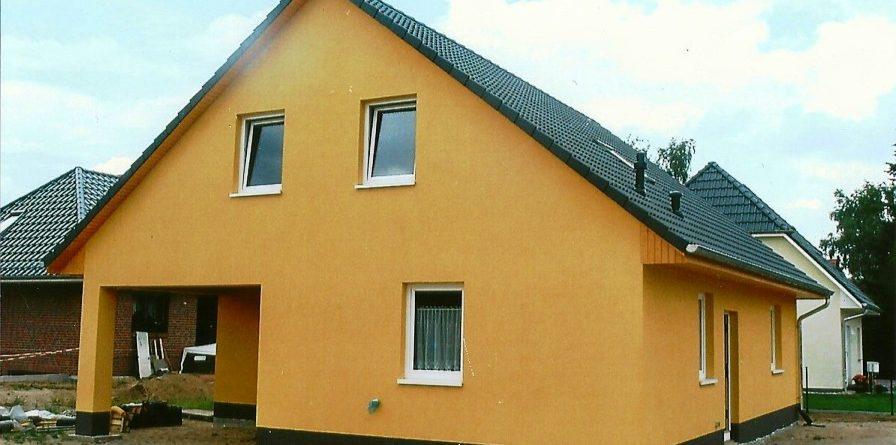 Einfamilienhaus Neubau
