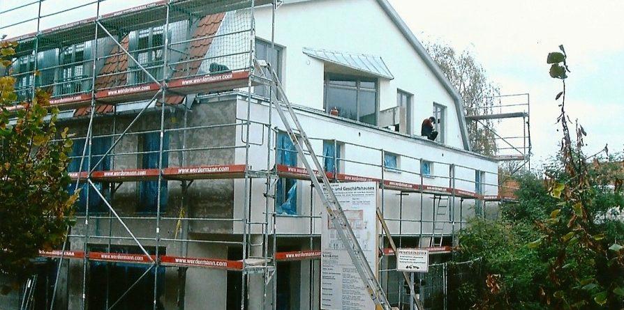 Wohnhaus in Wesenberg