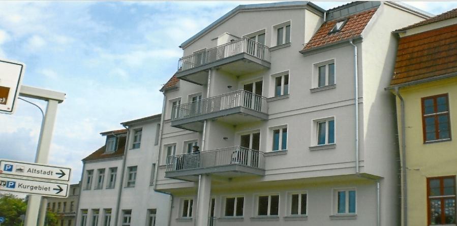Mehrfamilienhaus in Waren